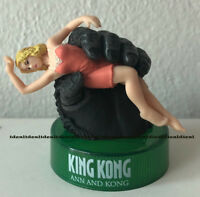 KING KONG Bottle Cap Collection Ann and KONG mini figure Kaiyodo fr Japan