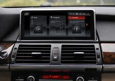 "Autoradio Android GPS  tactile 10.25"" BMW X5 E70 et BMW X6 E71 WAZE"