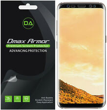2X Samsung Galaxy S8 Plus Dmax Armor Full Screen Coverage Clear Screen Protector
