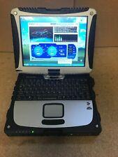 VERY RARE PANASONIC TOUGHBOOK CF-18 GPS SAT NAV TABLET LAPTOP WIN XP, GRADE A