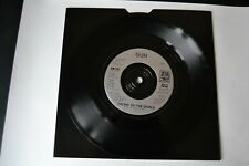 Gun – Taking On The World 7'' Vinyl 1990 A&M Records – AM 541