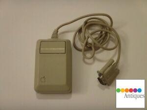 Apple Mouse IIc Vintage for IIc Desktop Macintosh Mac Serial A2M4015 RARE