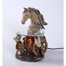 Horse Burner Wax Tart Oil Candle Warmer Electric Polyresin