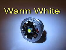 CREE XM-L T6 1 mode for Ultrafire C8 WARM WHITE #259