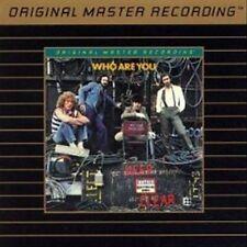 "The Who ""Who Are You"" [Bonus Track] CD Jun-1992 MCA 24K Gold Disc NM-/NM"