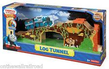 LOG TUNNEL OVER UNDER BRIDGE Thomas Tank Engine Wooden Railway NEW IN BOX