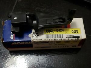 Trunk Lid Latch Release Actuator ACDelco GM Original Equipment 16630424