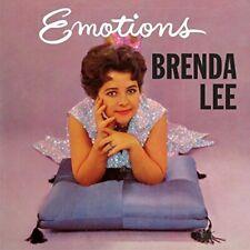 LEE, BRENDA-EMOTIONS (UK IMPORT) CD NEW