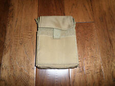 MOLLE 25 ROUND COYOTE BROWN TACTICAL SHOTGUN POUCH 12 GUAGE CASE