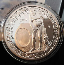 Best price 🅰 Silver Proof 🅰️ GREECE 10 EURO 2017 DIOGENES 🅰️ Grece Grecia