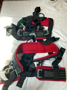 CMC Pro Series Full Body Rescue Harness - Large
