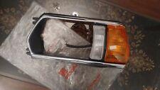 NOS Subaru GL Cyclops Trim Bezel Left Front Headlamp Turn Signal & Parking Lamp