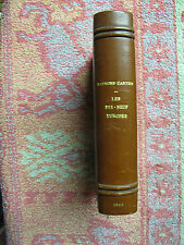 Cartier ( Raymond ) Les dix-neuf europes. Plon. 1960