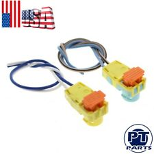 2 Pack Air bag Clockspring Plugs Wire Connector Fit For Chevy Silverado 1500