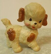 Vintage Sun Rubber Ruth Newton Puppy Dog 1950's