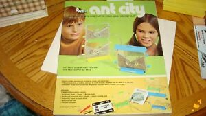 Vintage NSI Ant City From Natural Science 1972 Unused Very Good