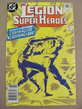 Legion of Super Heroes #302 Canadian Newsstand $0.75 Price Variant 9.2 NM-