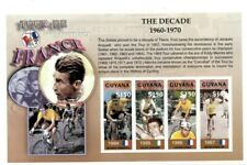 Guyana - 2003 - Tour De France - Sheet Of 4 - MNH
