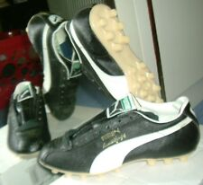 Seltene Vintage Puma Fußballschuhe Mario Kempes FG AG, NEU, Gr. 37,5 = 4,5