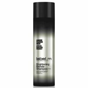 Label M - Brightening Blonde Shampoo 250ml