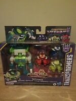 Transformers ~ Bumblebee  ~ CYBERTRONIAN VILLAINS ~ REPUGNUS & PESTICONS ~ NEW
