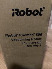 iRobot Roomba 895 Wi-Fi Robotic Vacuum