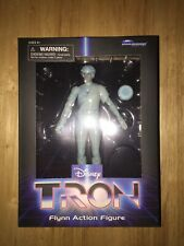 Diamond Select Tron Blue Flynn Figure Walgreens Exclusive Nib