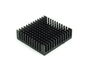 Universal Passive Computer Heat Sink PC Ic Chips Gpu Cooler 40x40x11