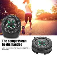 Wristband Compasses Portable Detachable Watch Band Slip Slide Navigation Wrist