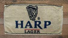 Harp Lager Bar Towel Beer