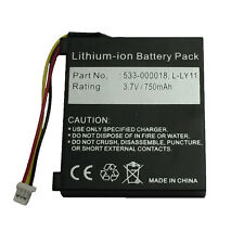 750mAh L-LY11 Battery Replacement for Logitech G930 Gaming Headset 533-000018