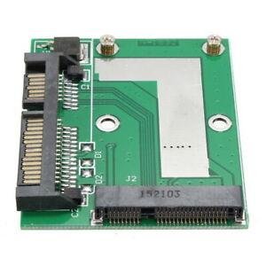 mSATA SSD to SATA Adapter Converter Card Module Board