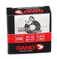 500 BALIN BALINES MAGNUM GAMO LATA METAL 4.5 calibre PG