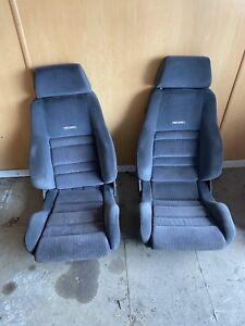 ford escort rs turbo recaro seats
