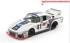 SC-9105 Scaleauto casa serie Porsche 935-77 - Silverstone 1977-No.41 - Martini