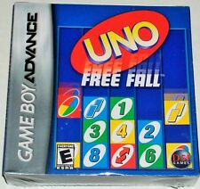 Uno Free Fall (Nintendo Game Boy Advance, 2007)