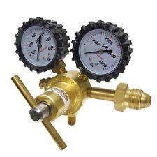 Nitrogen Regulator Pressure Test Gauge Tester Tank Refrigeration Gas HVAC A/C