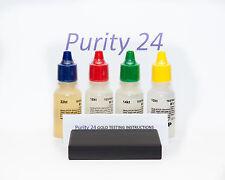 Gold testing kit, Gold testing acid & stone 10 14 18 22 carat Gold tester