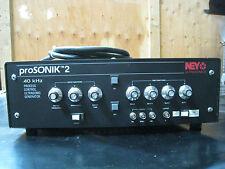 NEY proSONIK 2 Process Control Ultrasonic Generators 40Khz 72kHz 104kHz