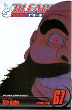 Bleach  Volume 67  Tite Kubo      Manga NEW
