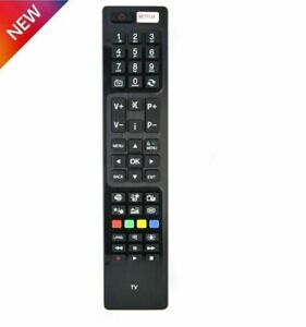 Replacement Remote Control For Panasonic TX-55CR430B Smart LED TV Netflix