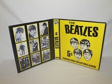 Custom Made 1964 The Beatles Trading Card Album Binder Graphics Only