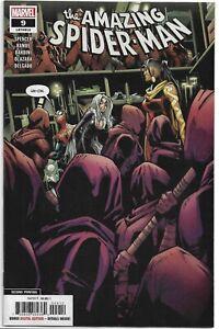 Marvel Comics AMAZING SPIDER-MAN (3rd Series) #9 Black Cat Spidey 2nd Printing