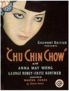 Chu Chin Chow - 1934 - George Robey Anna May Wong Forde British Musical Film DVD