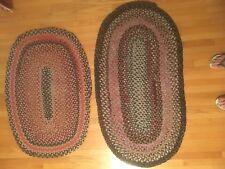 Braided Rugs - Vintage