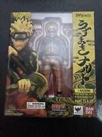 S.H. Figuarts NARUTO Shippuden Naruto Uzumaki Action Figure NEW!