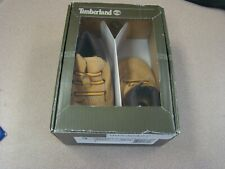 Timberland Crib Bootie Wheat 32867 Infant Toddler Shoes