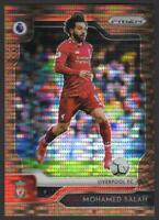 2019-20 Prizm Premier League Breakaway BRONZE #99 Mohamed Salah 09/20 Liverpool