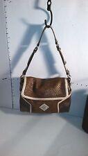 Simply Vera, Vera Wang Handbag Brown & Tan Nice Bag