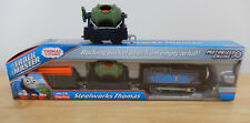 Trackmaster II *NEW* Steelworks Thomas plus Extra Smelter Pot Car - Plarail Tomy